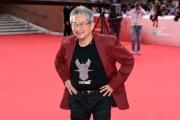 Foto/IPP/Gioia Botteghi 28/10/2017 Roma Festa del cinema di Roma red carpet con Go Nagai ideatore di Mazinga Italy Photo Press - World Copyright
