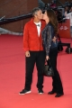 Foto/IPP/Gioia Botteghi 28/10/2017 Roma Festa del cinema di Roma red carpet con Rosario Fiorello con la moglie Susanna Italy Photo Press - World Copyright