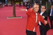 Foto/IPP/Gioia Botteghi 28/10/2017 Roma Festa del cinema di Roma red carpet con Rosario Fiorello con Antonio Monda direttore del festival Italy Photo Press - World Copyright