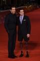 Foto/IPP/Gioia Botteghi 28/10/2017 Roma Festa del cinema di Roma red carpet Jake Gyllenhaal e Jeff Bauman Italy Photo Press - World Copyright