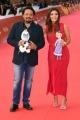 Foto/IPP/Gioia Botteghi 29/10/2017 Roma Festa del cinema di Roma red carpet per Frozen le avventure di Olaf, serena Rossi e Enrico Brignano Italy Photo Press - World Copyright