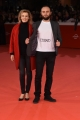 Foto/IPP/Gioia Botteghi 29/10/2017 Roma Festa del cinema di Roma red carpet Daniela Poggi con Ciro Formisano Italy Photo Press - World Copyright