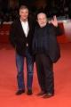 Foto/IPP/Gioia Botteghi 29/10/2017 Roma Festa del cinema di Roma red carpet Giorgio Ferrara e Benoit Jacquot Italy Photo Press - World Copyright