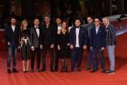 Foto/IPP/Gioia Botteghi 30/10/2017 Roma Festa del cinema di Roma red carpet Justine Mattera ed il cast di good food Italy Photo Press - World Copyright