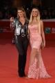 Foto/IPP/Gioia Botteghi 30/10/2017 Roma Festa del cinema di Roma red carpet Mercedesz e Eva Henghel Italy Photo Press - World Copyright
