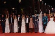 Foto/IPP/Gioia Botteghi 30/10/2017 Roma Festa del cinema di Roma red carpet é la vita, Eric Toledano, Eye Haidara Italy Photo Press - World Copyright