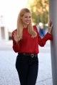 Foto/IPP/Gioia Botteghi 01/11/2017 Roma Festa del cinema di Roma photocall Uccisa in attesa di giudizio, nella foto Michelle Hunziker per doppia difesa Italy Photo Press - World Copyright