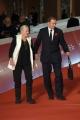 Foto/IPP/Gioia Botteghi 02/11/2017 Roma Festa del cinema di Roma Red carpet Vanessa Redgrave con il figlio Gabriel Italy Photo Press - World Copyright
