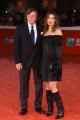 Foto/IPP/Gioia Botteghi 03/11/2017 Roma Festa del cinema di Roma Red carpet, Adriano Panatta e signora Italy Photo Press - World Copyright