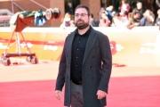 Foto/IPP/Gioia Botteghi 04/11/2017 Roma Festa del cinema di Roma Red carpet per il film in un giorno la fine,  Daniele Misischia regista