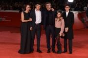 Foto/IPP/Gioia Botteghi 04/11/2017 Roma Festa del cinema di Roma Red carpet     Famiglia Genovese Italy Photo Press - World Copyright