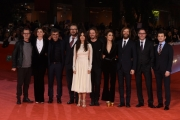 Foto/IPP/Gioia Botteghi 04/11/2017 Roma Festa del cinema di Roma Red carpet      cast Italy Photo Press - World Copyright