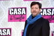 Foto/IPP/Gioia Botteghi 08/11/2017 Roma, presentazione del film LA CASA DI FAMIGLIA, nella foto il regista         AUGUSTO FORNARI  Italy Photo Press - World Copyright