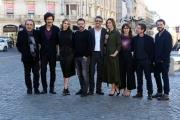 Foto/IPP/Gioia Botteghi 15/11/2016 Roma Presntazione della serie tv LA MAFIA UCCIDE SOLO D'ESTATE rai uno, nella foto: il cast