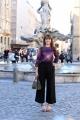 Foto/IPP/Gioia Botteghi 15/11/2016 Roma Presntazione della serie tv LA MAFIA UCCIDE SOLO D'ESTATE rai uno, nella foto:   Angela Curri
