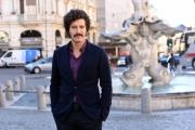 Foto/IPP/Gioia Botteghi 15/11/2016 Roma Presntazione della serie tv LA MAFIA UCCIDE SOLO D'ESTATE rai uno, nella foto:    Francesco Scianna