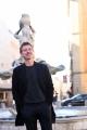 Foto/IPP/Gioia Botteghi 15/11/2016 Roma Presntazione della serie tv LA MAFIA UCCIDE SOLO D'ESTATE rai uno, nella foto:  Claudio Gioè