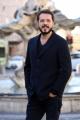 Foto/IPP/Gioia Botteghi 15/11/2016 Roma Presntazione della serie tv LA MAFIA UCCIDE SOLO D'ESTATE rai uno, nella foto:    Gaetano Bruno