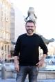 Foto/IPP/Gioia Botteghi 15/11/2016 Roma Presntazione della serie tv LA MAFIA UCCIDE SOLO D'ESTATE rai uno, nella foto:   regista Luca Riboni