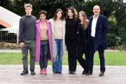 Foto/IPP/Gioia Botteghi 16/11/2017 Roma, presentazione del film Gli sdraiati, nella foto: Francesca Archibugi con attori  Italy Photo Press - World Copyright