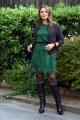 Foto/IPP/Gioia Botteghi 16/11/2017 Roma, presentazione della fiction di rai uno Scomparsa, nella foto: Maria Rosaria Russo Italy Photo Press - World Copyright
