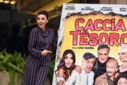 Foto/IPP/Gioia Botteghi 21/11/2017 Roma, presentazione del film Caccia al tesoro, nella foto:  Serena Rossi Italy Photo Press - World Copyright