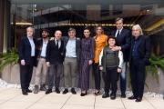 Foto/IPP/Gioia Botteghi 21/11/2017 Roma, presentazione del film Caccia al tesoro, nella foto: cast con i registi Italy Photo Press - World Copyright