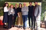 Foto/IPP/Gioia Botteghi  04/12/2017 Roma, presentazione del film IL PREMIO, nella foto il cast Italy Photo Press - World Copyright