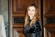 Foto/IPP/Gioia Botteghi 06/12/2017 Roma, presentazione della fiction di canale 5, SACRIFICIO D'AMORE, nella foto: Giulia Achilli Italy Photo Press - World Copyright