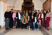 Foto/IPP/Gioia Botteghi 06/12/2017 Roma, presentazione della fiction di canale 5, SACRIFICIO D'AMORE, nella foto: cast  Italy Photo Press - World Copyright