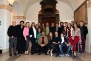 Foto/IPP/Gioia Botteghi 06/12/2017 Roma, presentazione della fiction di canale 5, SACRIFICIO D'AMORE, nella foto: cast  Italy Photo Press - World Copyright