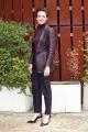 Foto/IPP/Gioia Botteghi 20/12/2017 Roma, presentazione della fiction di rai uno Romanzo Familiare, nella foto Anita Kravos Italy Photo Press - World Copyright