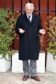 Foto/IPP/Gioia Botteghi 20/12/2017 Roma, presentazione della fiction di rai uno Romanzo Familiare, nella foto Giancarlo Giannini Italy Photo Press - World Copyright