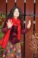 Foto/IPP/Gioia Botteghi 20/12/2017 Roma, presentazione della fiction di rai uno Romanzo Familiare, nella foto Fotinì Peluso Italy Photo Press - World Copyright