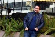 Foto/IPP/Gioia Botteghi 21/12/2017 Roma, presentazione del film IL RAGAZZO INVISIBILE SECONDA GENERAZIONE, nalla foto : Victor Perez (responsabile degli effetti visivi) Italy Photo Press - World Copyright