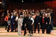 Foto/IPP/Gioia Botteghi 23/02/2017 Roma presentazione dela nuova edizione di Ballando con le stelle, nella foto: tutto il cast