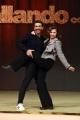 Foto/IPP/Gioia Botteghi 23/02/2017 Roma presentazione dela nuova edizione di Ballando con le stelle, nella foto: Anna Galiena e Simone Di Pasquale
