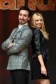Foto/IPP/Gioia Botteghi 23/02/2017 Roma presentazione dela nuova edizione di Ballando con le stelle, nella foto: Martina Stella e Samuel Peron