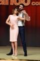 Foto/IPP/Gioia Botteghi 23/02/2017 Roma presentazione dela nuova edizione di Ballando con le stelle, nella foto: Antonio Palmese e Samanta Togni