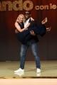 Foto/IPP/Gioia Botteghi 23/02/2017 Roma presentazione dela nuova edizione di Ballando con le stelle, nella foto: Oney Tapia e Veera Kinnunen