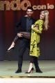 Foto/IPP/Gioia Botteghi 23/02/2017 Roma presentazione dela nuova edizione di Ballando con le stelle, nella foto: Xenya e Raimondo Todaro