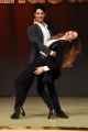 Foto/IPP/Gioia Botteghi 23/02/2017 Roma presentazione dela nuova edizione di Ballando con le stelle, nella foto: Alba Parietti e Marcello Nunzio