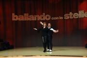 Foto/IPP/Gioia Botteghi 23/02/2017 Roma presentazione dela nuova edizione di Ballando con le stelle, nella foto: Milly Carlucci e Paolo Belli
