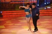 Foto/IPP/Gioia Botteghi 25/02/2017 Roma Prima puntata di Ballando con le stelle, nella foto: Fausto Leali e Ornella Boccafuschi
