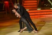 Foto/IPP/Gioia Botteghi 25/02/2017 Roma Prima puntata di Ballando con le stelle, nella foto: Roberto Mancini e Roberta Pettarini