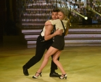 Foto/IPP/Gioia Botteghi 25/03/2017 Roma puntata di ballando con le stelle, nella foto: Fabio Basile e Anastasia Kuzmina