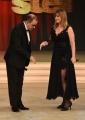Foto/IPP/Gioia Botteghi 01/04/2017 Roma puntata di ballando con le stelle del 1 aprile, nella foto Nastassja kinski con Elio