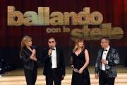Foto/IPP/Gioia Botteghi 01/04/2017 Roma puntata di ballando con le stelle del 1 aprile, nella foto Nastassja kinski con Milly Carlucci, Elio , Paolo Belli