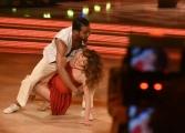Foto/IPP/Gioia Botteghi 01/04/2017 Roma puntata di ballando con le stelle del 1 aprile, nella foto Giuliana De Sio con Maykel Fonts