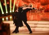 Foto/IPP/Gioia Botteghi 01/04/2017 Roma puntata di ballando con le stelle del 1 aprile, nella foto Nastassja kinski con Simone Di Pasquale
